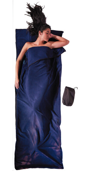 Cocoon fleece Blanket/Sleeping Bag tuareg